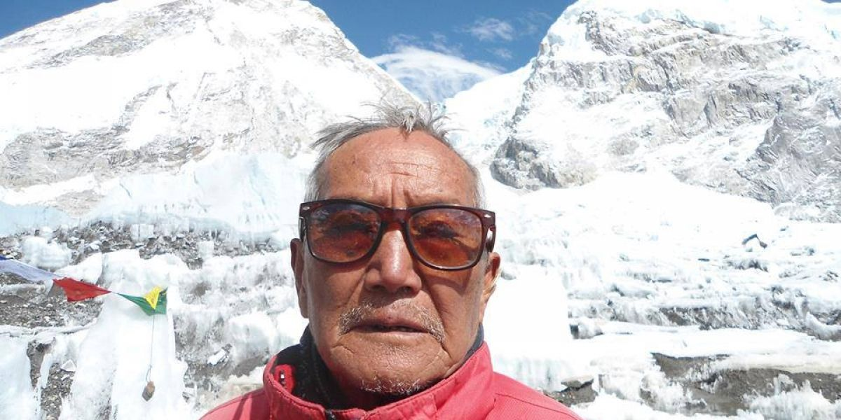 Muere en el Everest alpinista de 85 años que quería romper récord mundial