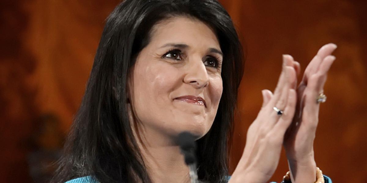 Embajadora de EEUU ante la ONU pide respeto para Venezuela