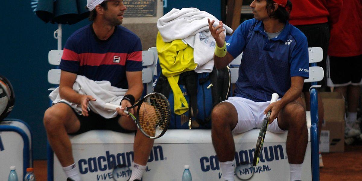 Peralta y Zeballos fueron eliminados en semifinales del ATP de Munich