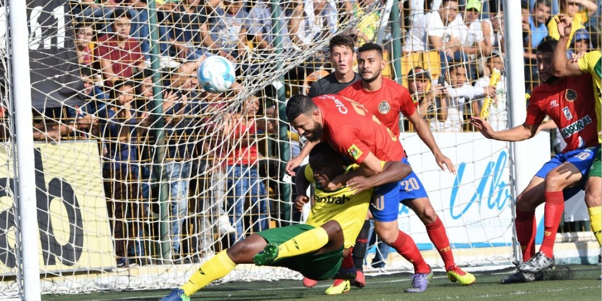 Cierre de alta tensión en la Liga Nacional