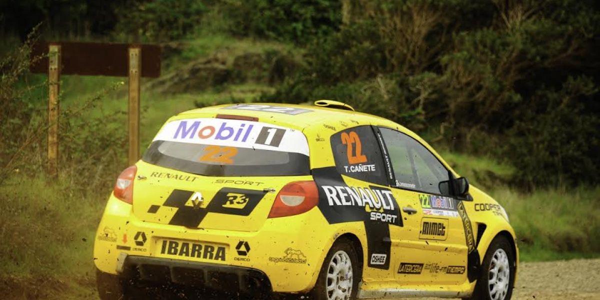 Trastienda: Comisarios en ruta, lluvia y abandonos marcaron el RallyMobil en Concepción