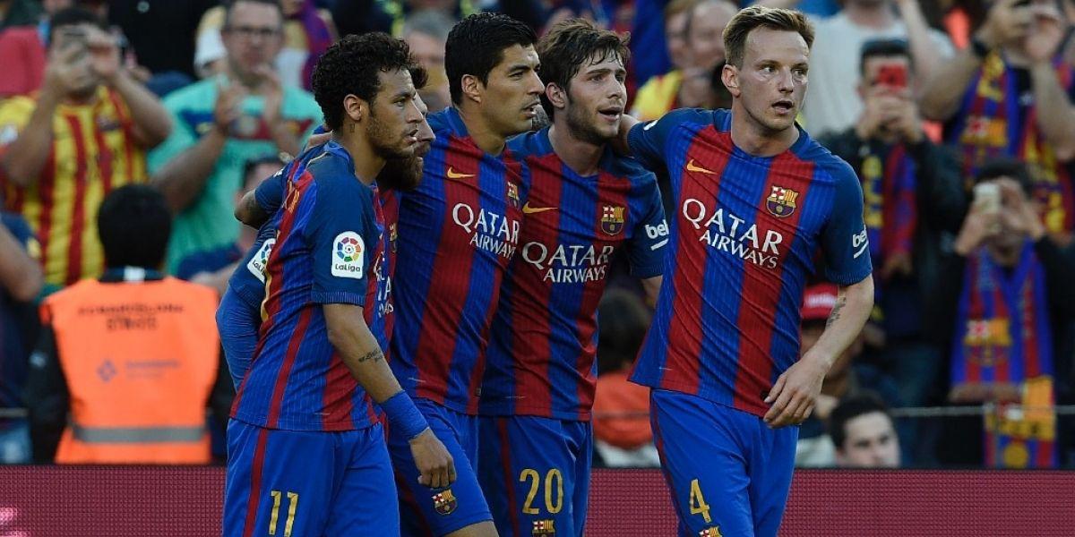 El Barcelona no afloja cuando falta poco para el final de la Liga