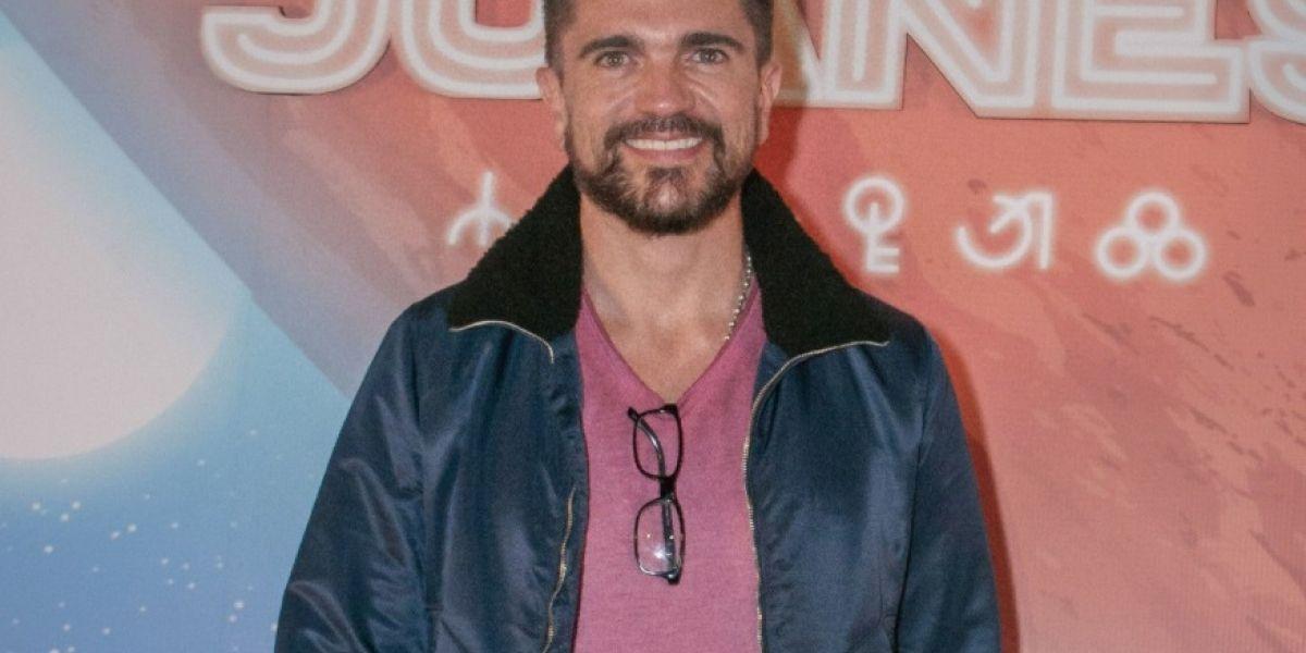 """Juanes trae a México """"Mis planes son amarte"""" su disco más ambicioso"""