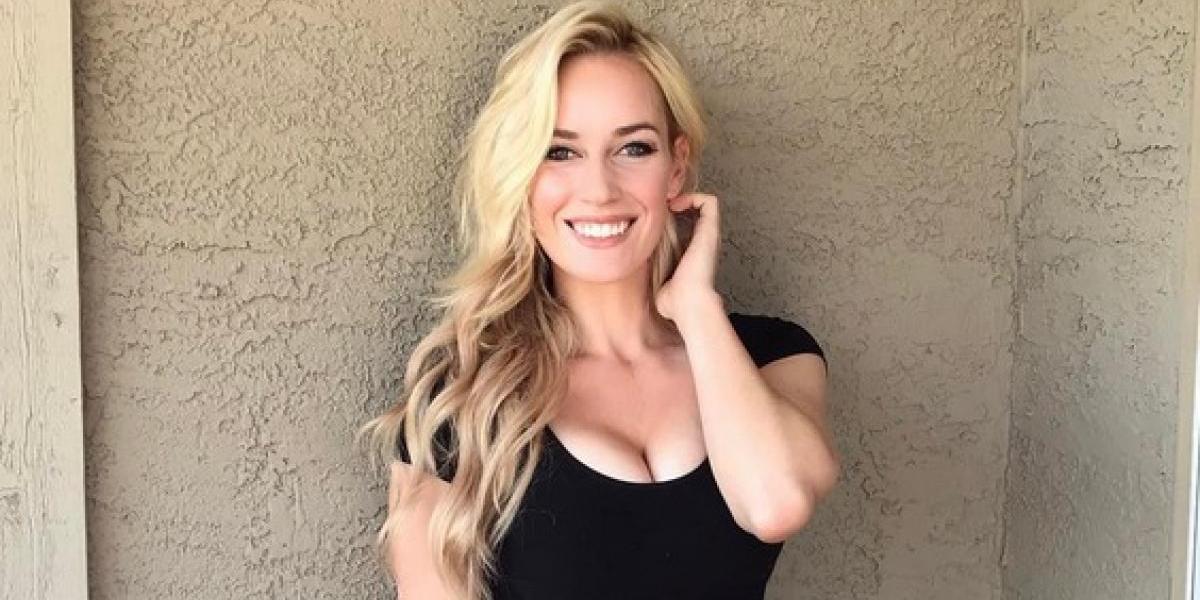Golfista Paige Spiranac se une a la lista de deportistas 'hackeadas'