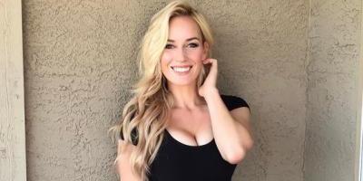 Filtran fotos íntimas de la golfista Paige Spiranac