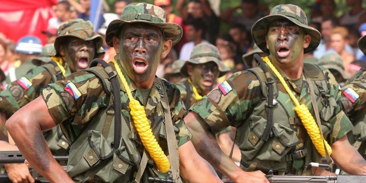 Venezuela: líder opositor afirma que hay 85 militares detenidos por criticar la represión