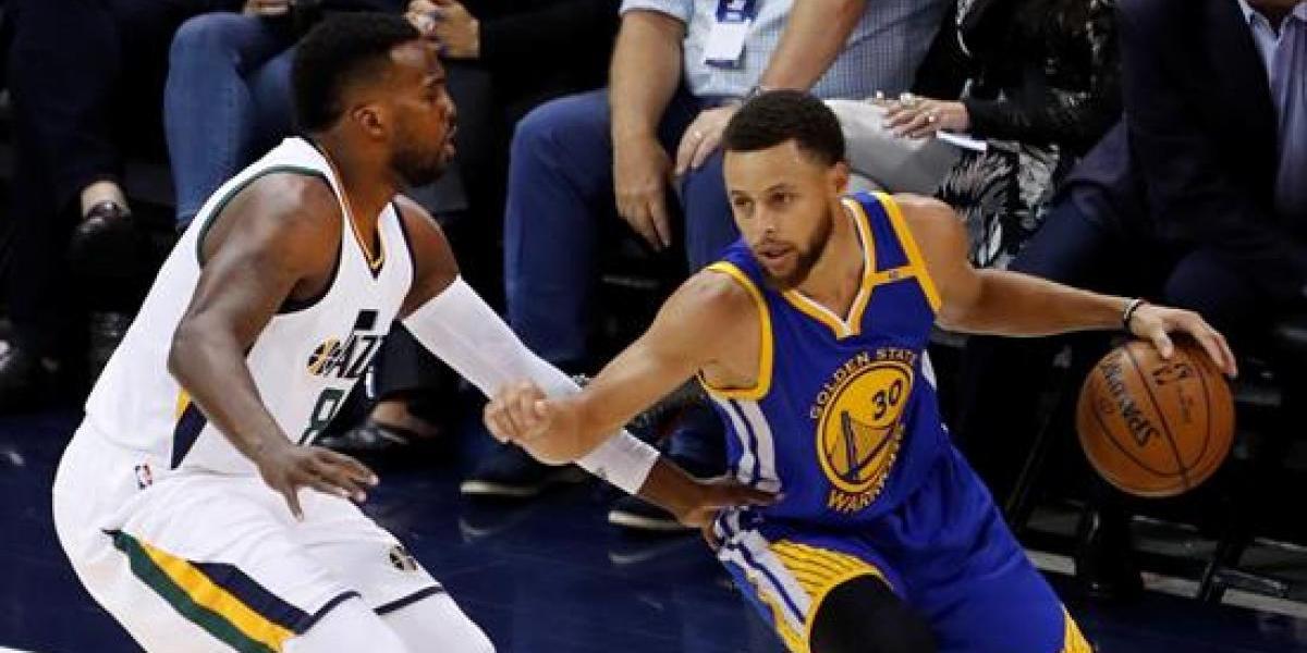A ley de uno Golden State para pasar a la final del Oeste en la NBA