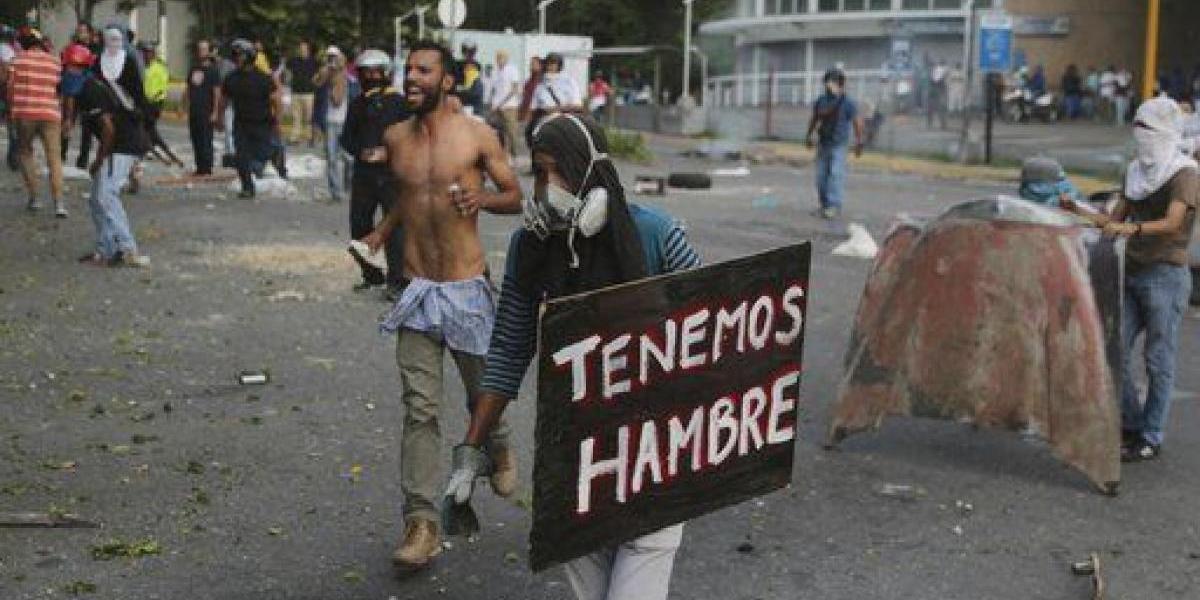 Aumenta la cifra de manifestantes muertos en Venezuela