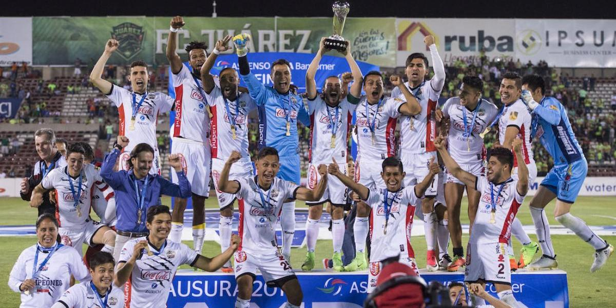 ¡Lobos BUAP es el Campeón del Ascenso MX!