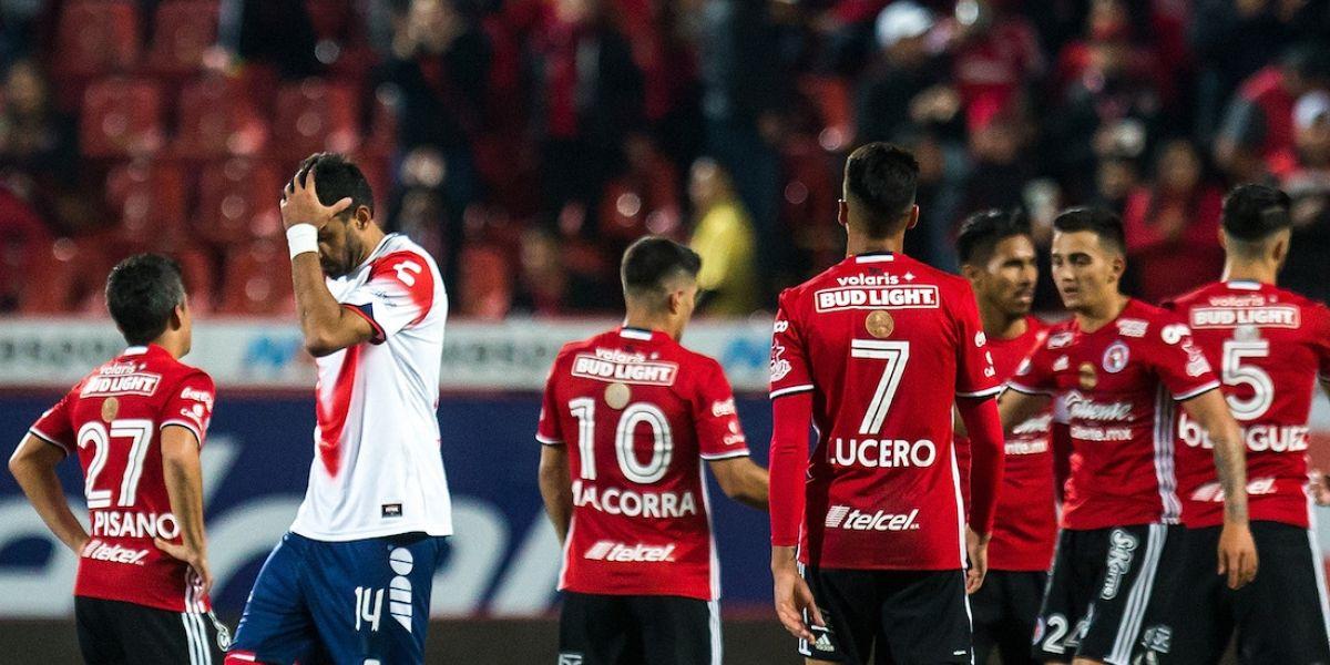 Xolos asegura el liderato del torneo al vencer a Veracruz
