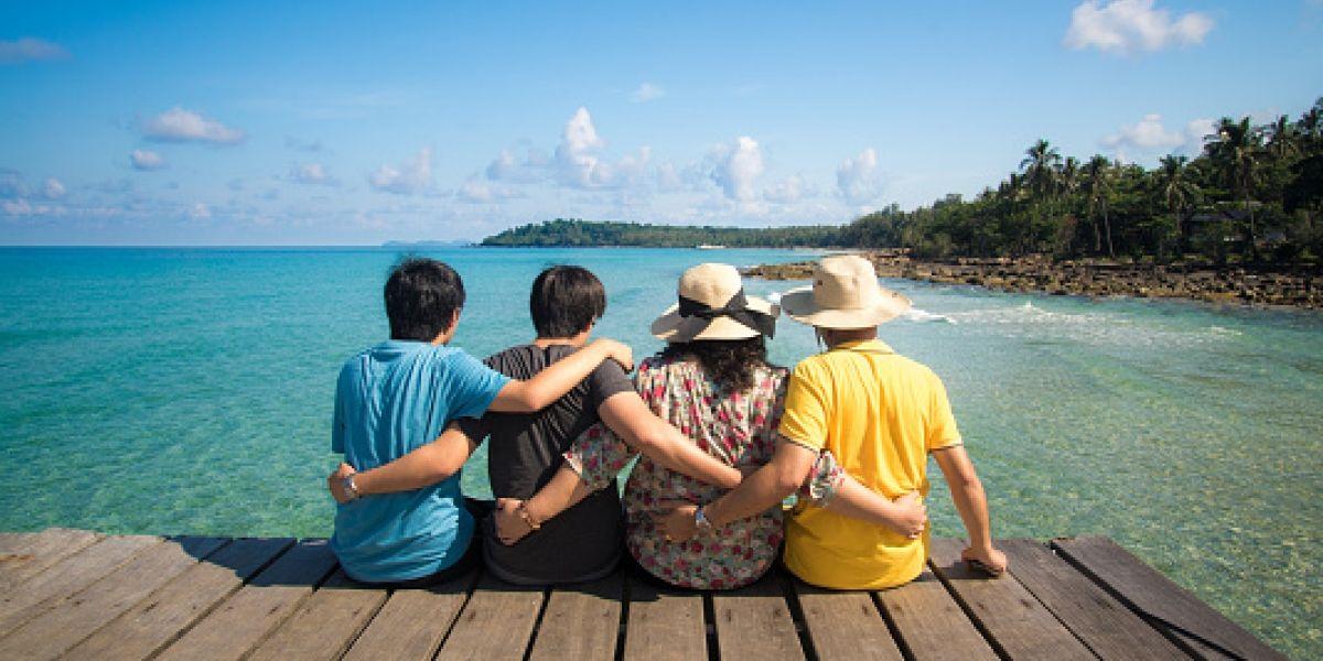 Pasar tiempo en familia libera el estrés