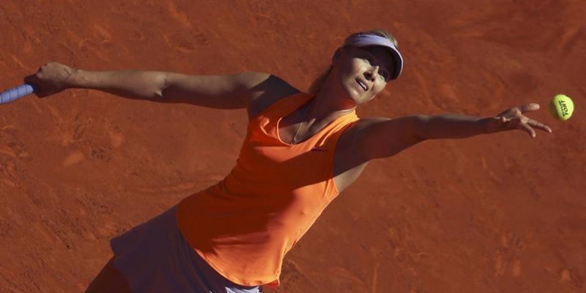 Sharapova gana en su debut en Madrid y ahora tendrá polémico duelo