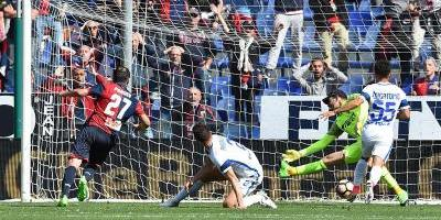 Inter vuelve a perder y acumula su tercera derrota consecutiva