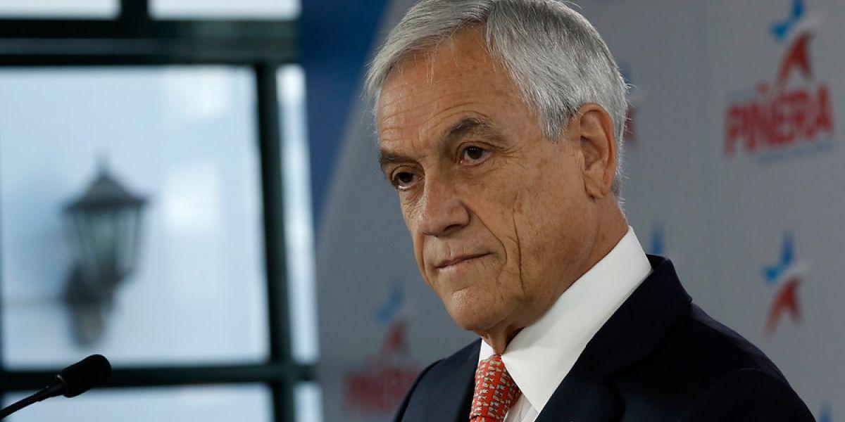 """Piñera se defiende por fideicomiso ciego: """"En esta materia nadie en la historia de Chile ha ido tan lejos"""""""