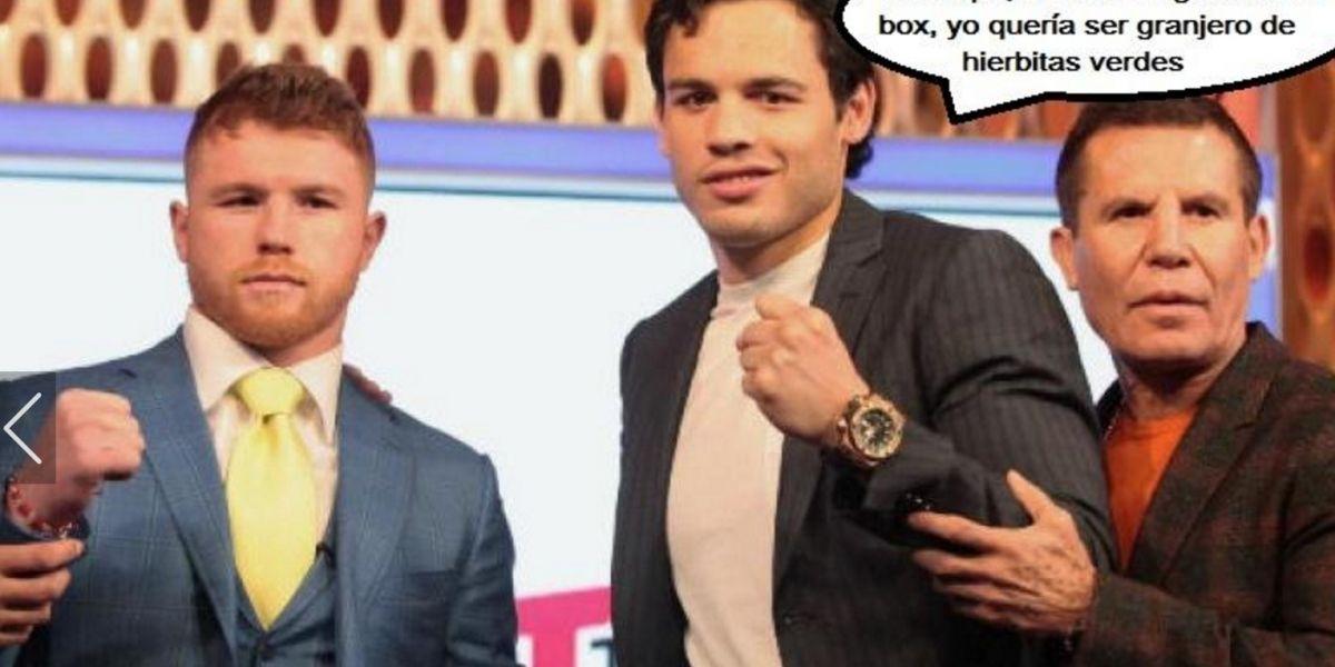 """La pelea de """"Canelo"""" contra Julio César Jr. continúa con los memes"""