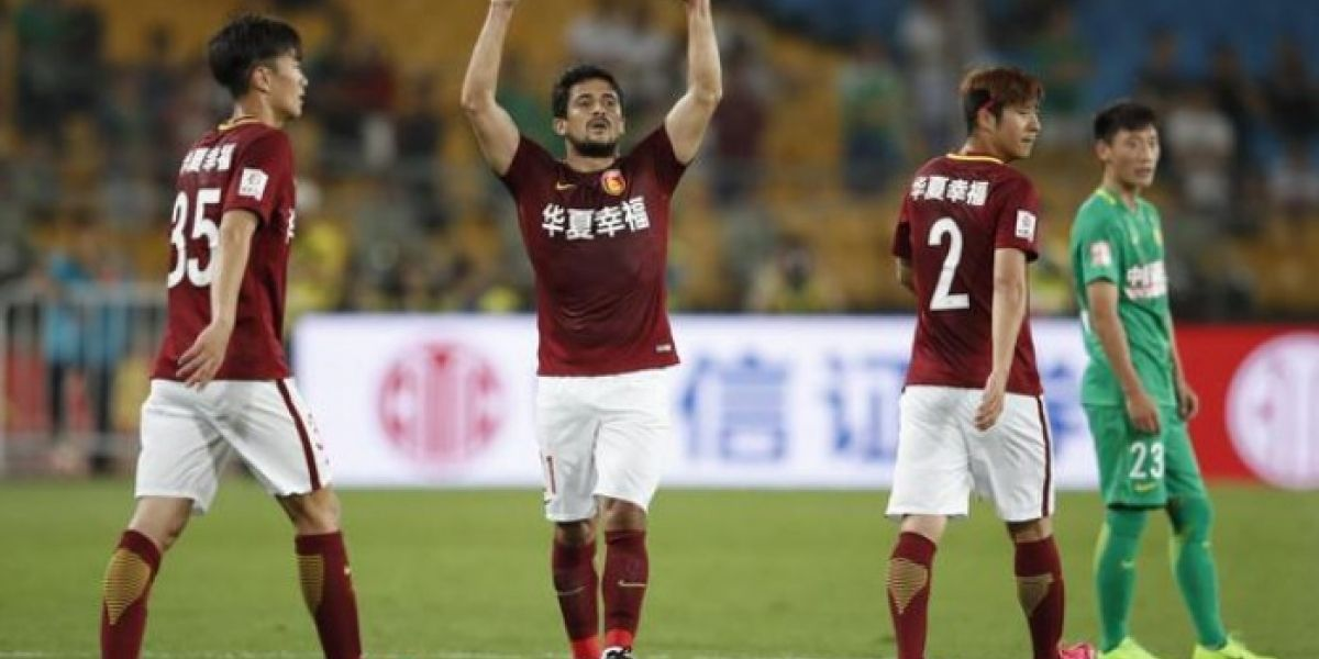 El Hebei Fortune de Pellegrini se dio un festín en China
