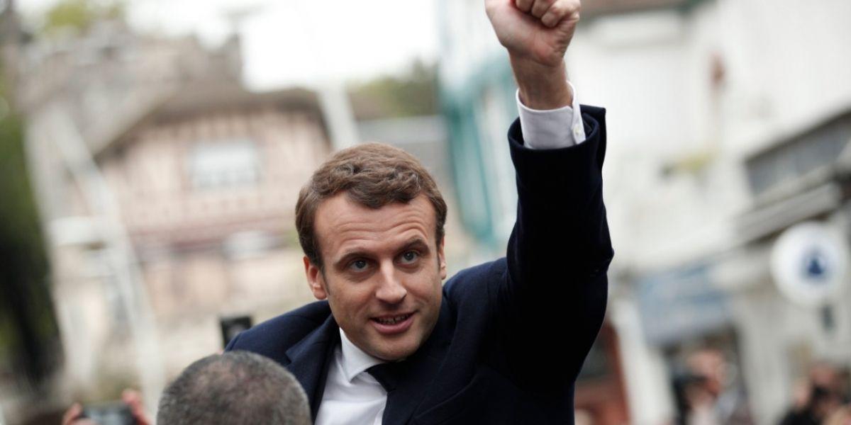 Emmanuel Macron: el nuevo presidente de Francia