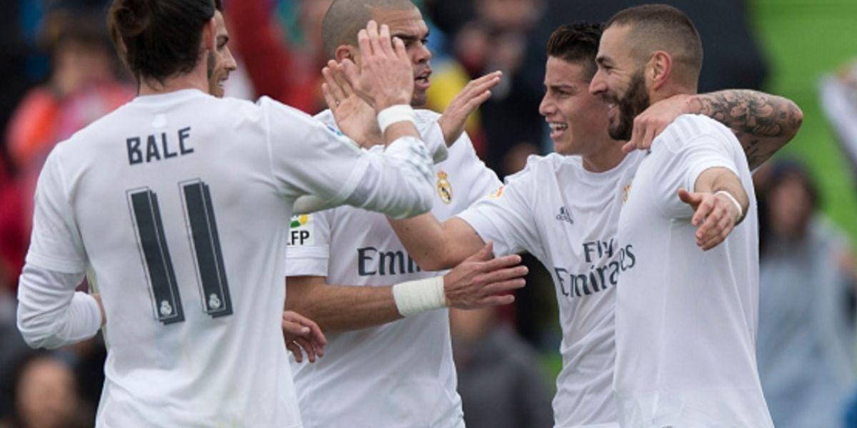 James se quedaría en Real Madrid y Bale se va