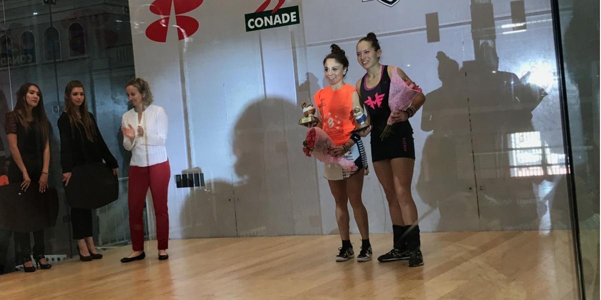 ¡En casa! Paola Longoria, número uno del mundo por octava temporada