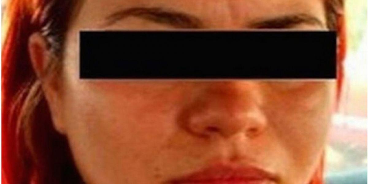 """Capturan a la sobrina de """"El Tequilero"""" en Chimalhuacán"""