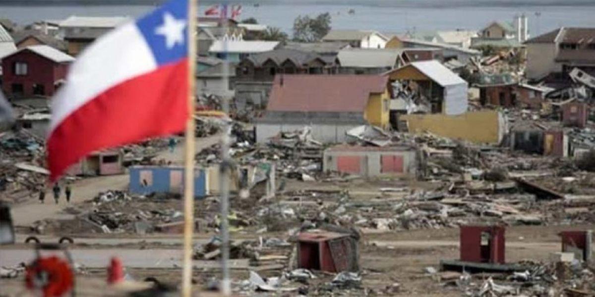 """Onemi: """"Chile es el país que más emergencias ha sufrido en los últimos años y el que menos víctimas ha tenido"""""""