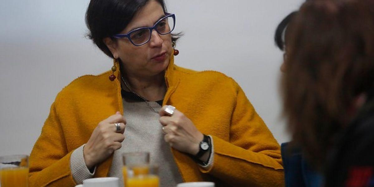 Ministra Pascual condenó femicidio frustrado cometido por Carabinero en Puerto Montt