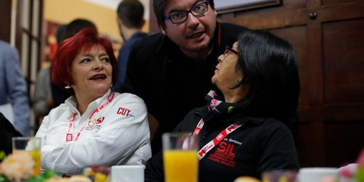 Ministro Barraza aseguró que discriminación salarial de género se replica en discapacitados