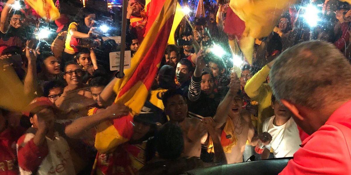VIDEO: Así festejó Morelia su permanencia en Primera División