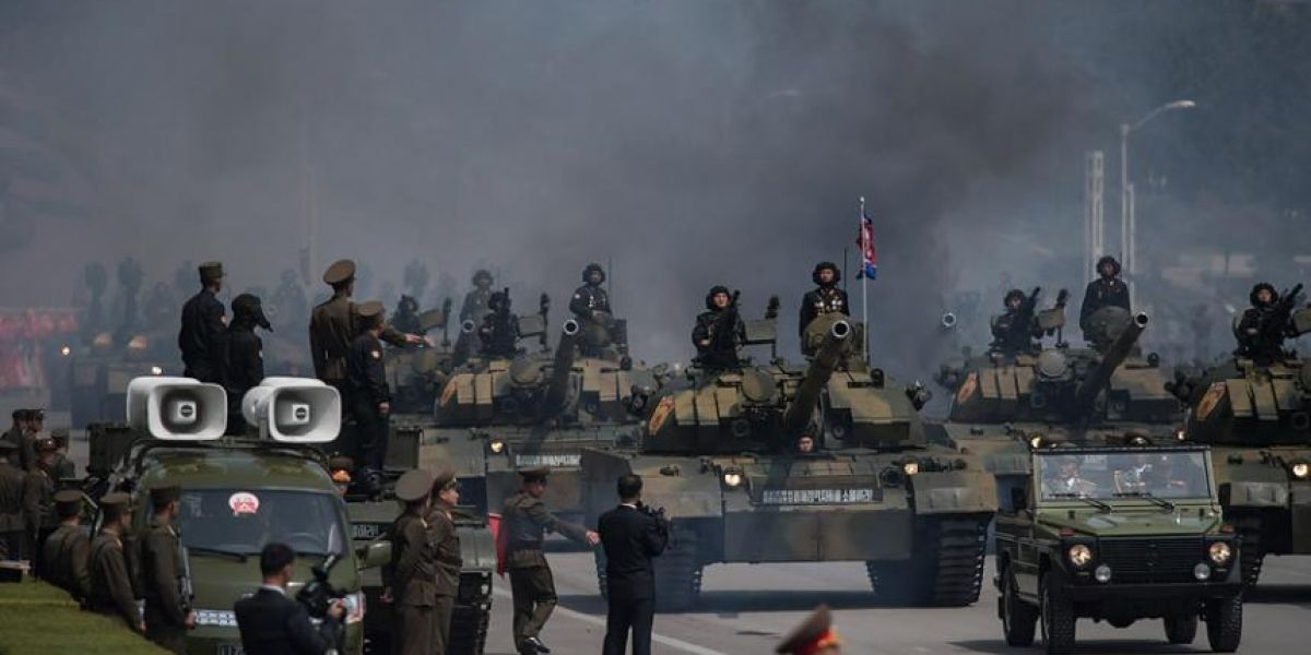 """Crece la tensión: Corea del Norte detiene a segundo ciudadano de EEUU por """"actos hostiles"""""""