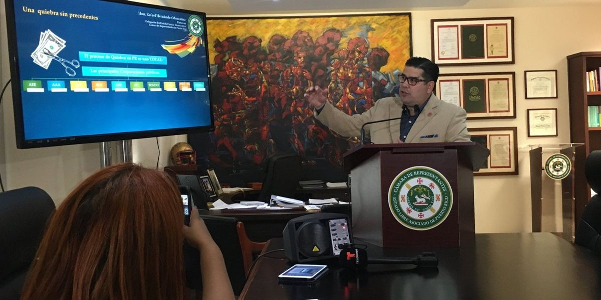 'Tatito' Hernández invita a Rosselló a unirse en demanda contra JCF