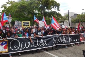 Movimiento Estudiantil UPR exige excarcelación de presos del Paro Nacional