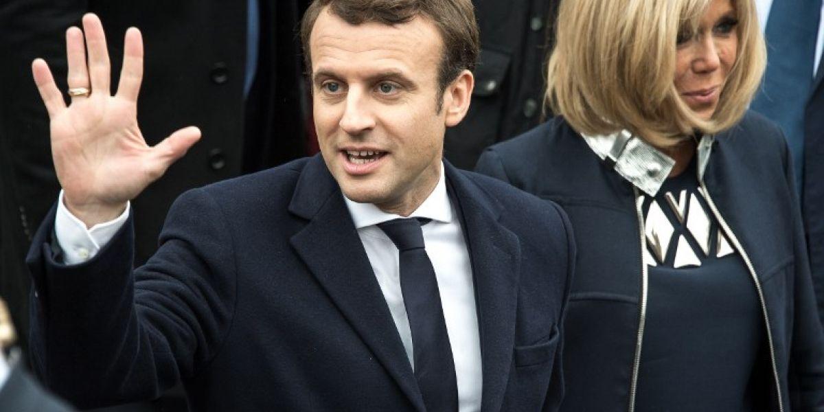 Emmanuel Macron: la elección moral de los franceses