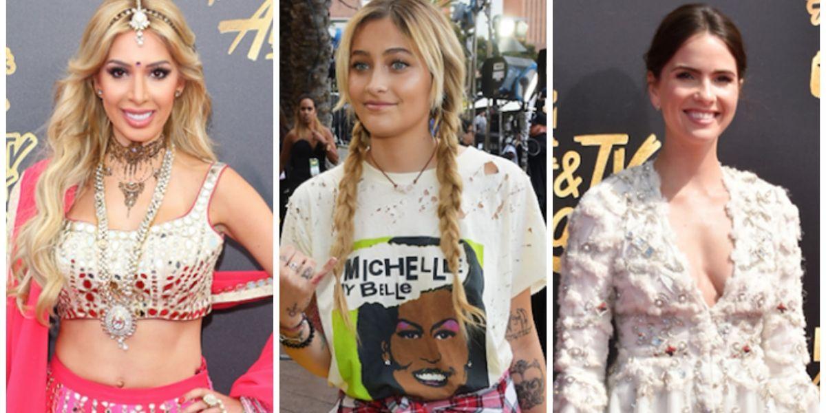 Los peores looks de los MTV Movie And TV Awards 2017