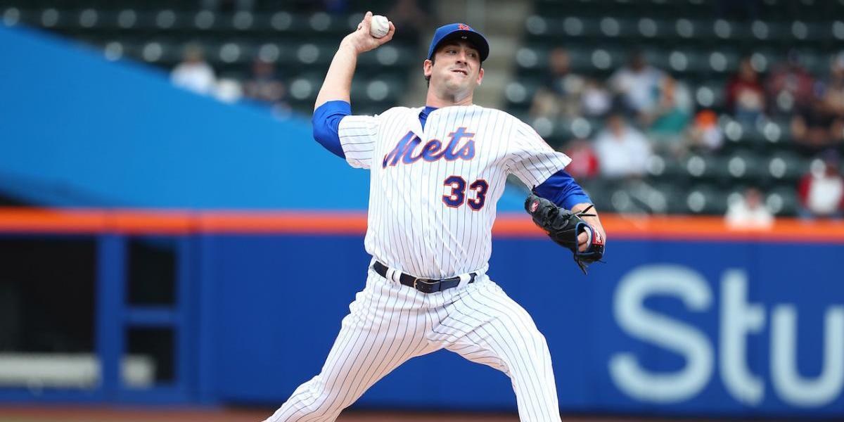 Mets suspenden a Matt Harvey por tres días
