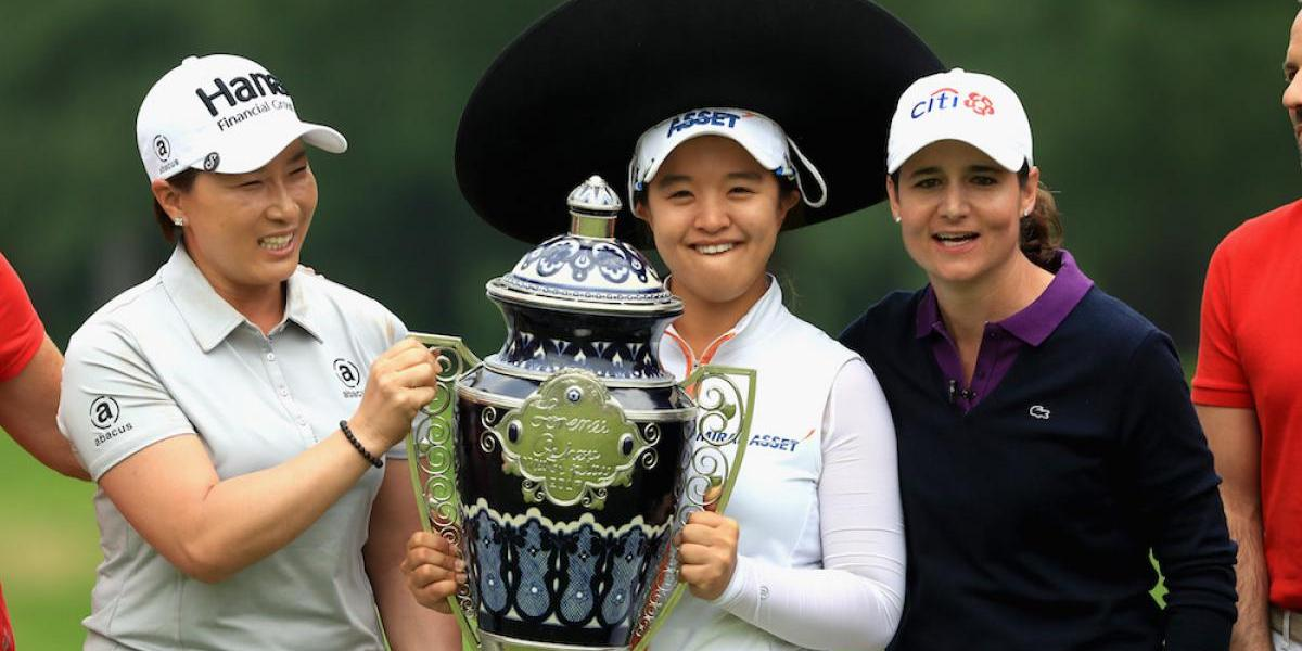 Surcoreana Sei Young Kim se corona en el Lorena Ochoa Match Play