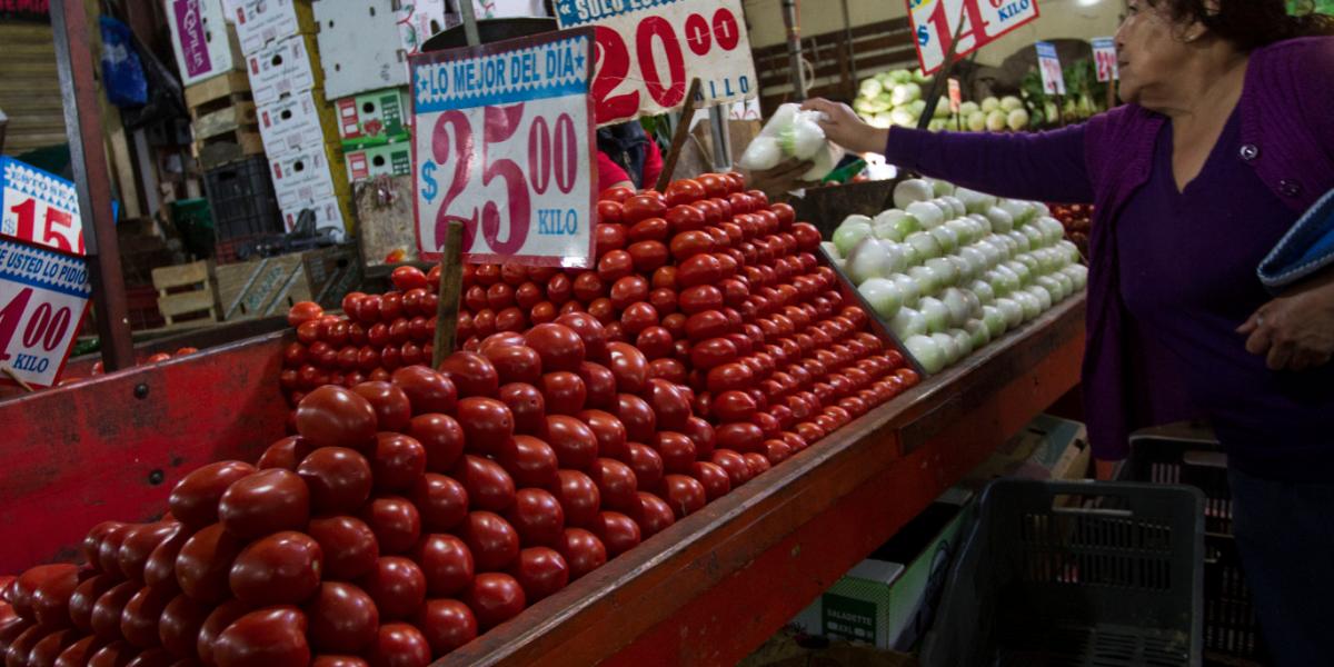 Inflación en Zona Metropolitana de la CDMX se dispara hasta 5.66%
