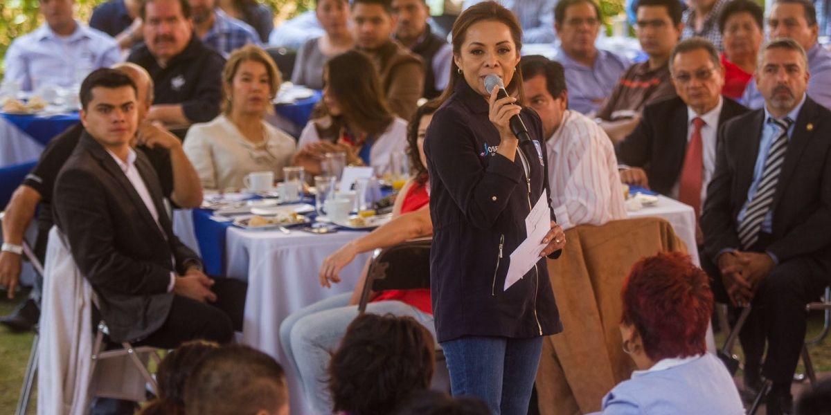 Josefina denuncia llamadas falsas en el Edomex