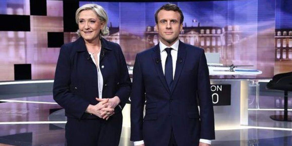 Elecciones en Francia: así se desarrollan las elecciones entre Macron y Marine Le Pen