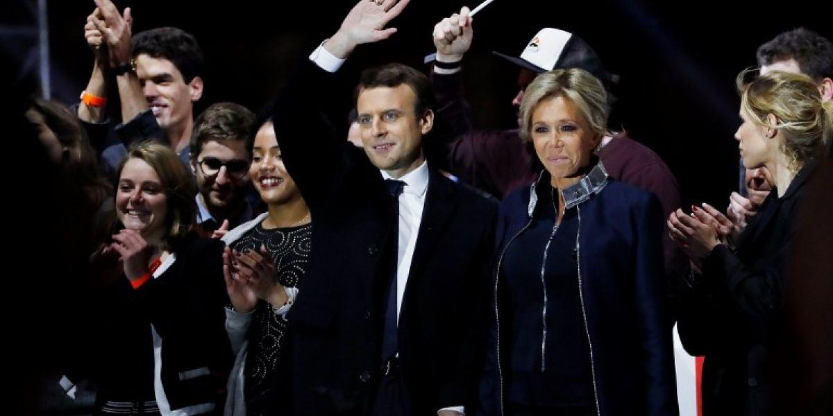 Uno de cada tres franceses votó en blanco o se abstuvo en las presidenciales