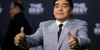 Maradona será el entrenador de Fujairah
