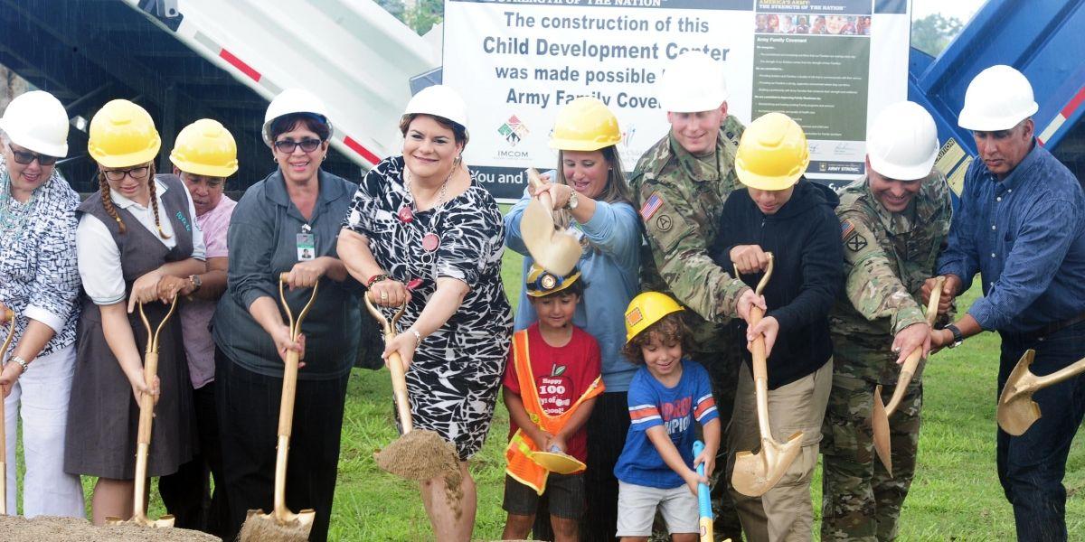JGo abre construcción de centro de desarrollo infantil y juvenil