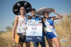 Así se vivió la carrera global Wings For Life World Run