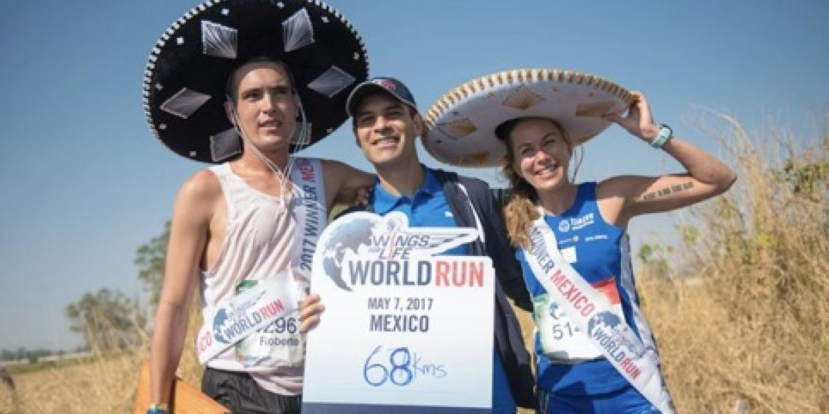 México sigue cumpliendo sueños en Wings For Life
