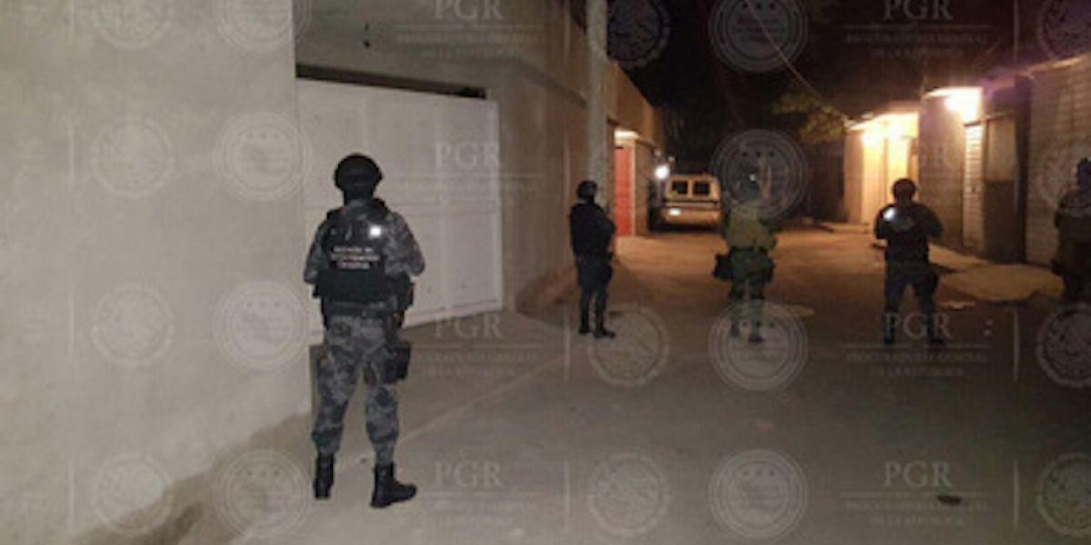 """Caen 6 presuntos escoltas de """"El Mini Lic"""" en la CDMX"""