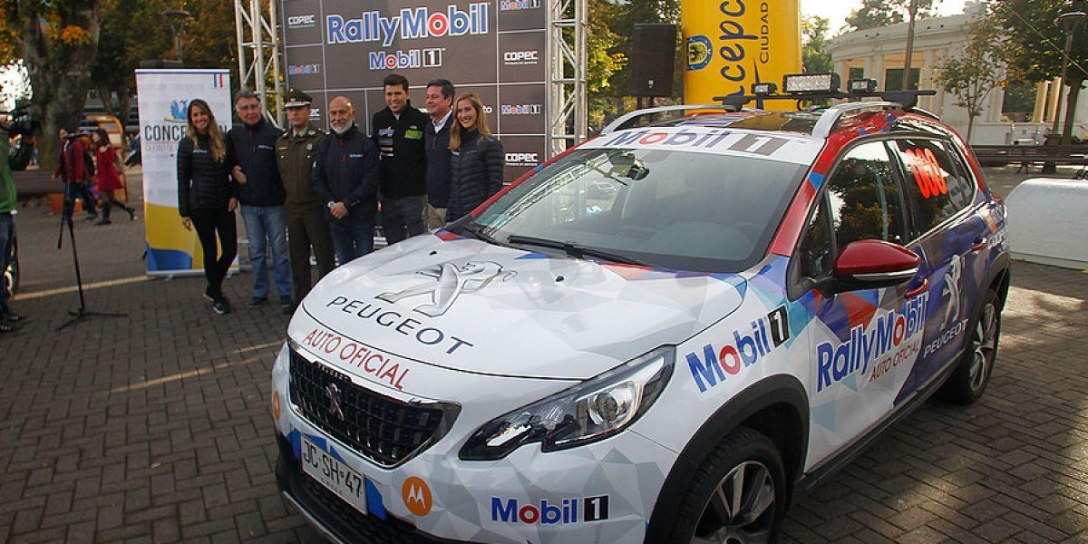 Trastienda: Público en ruta, entusiasmo y alegría de los pilotos marcaron el RallyMobil en Concepción