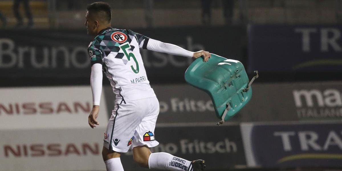 """Agresión a Nicolás Peric por parte de hinchas de Wanderers quedará impune: """"Las cámaras no pudieron grabar"""""""