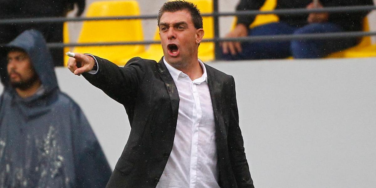 """Un emocionado Guede destaca a sus jugadores: """"Sacaron el orgullo y el amor propio"""""""