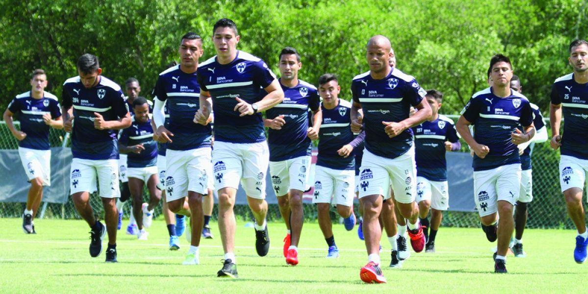 Rayados y Tigres se preparan rumbo a la Liguilla