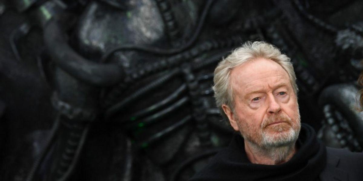 """Con """"Alien: Covenant"""", Ridley Scott """"despierta al fin"""" a la bestia"""