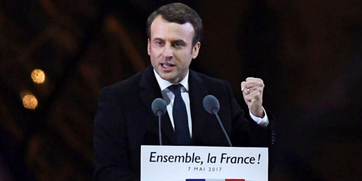 Estas son las promesas del nuevo presidente de Francia